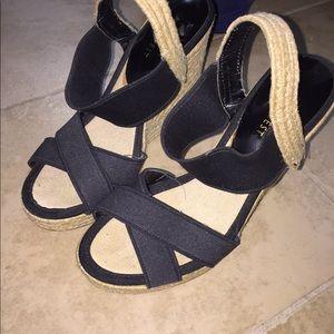 Nine West Wedge Heels